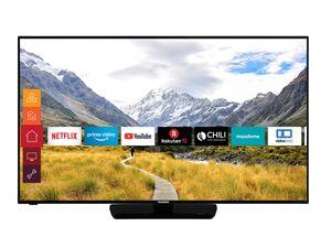TELEFUNKEN D50U550N4CWH 127 cm (50 Zoll) Fernseher (4K Ultra HD, HDR 10, Triple Tuner, Smart TV)
