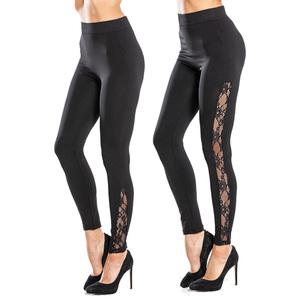 Ellenor Lace-Leggings mit Spitze