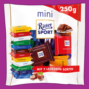 Ritter Sport Minis