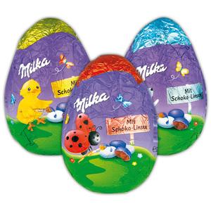 Milka Lustiges Oster-Ei