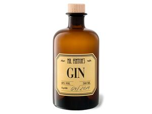Mr. Finton's Gin 40% Vol