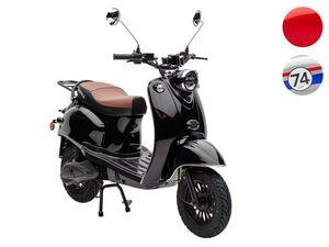Nova Motors Elektroroller »eRetro Star«, 45 km/h, Reichweite 40 km, abschließbares Fach