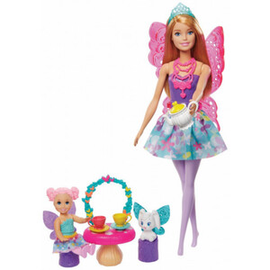 Barbie Dreamtopia Teeparty