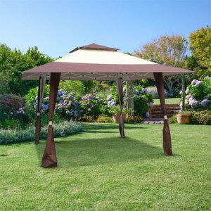Outdoor-Pavillon ca. 4 x 4 m