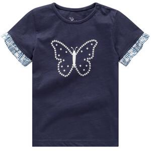 Baby T-Shirt mit Puffärmeln