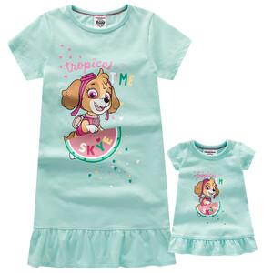 PAW Patrol Nachthemd und Puppennachthemd