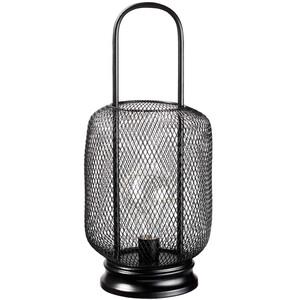 LED-Leuchte in Korb-Optik