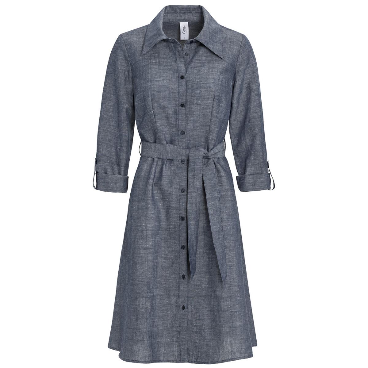 Damen Kleid aus Leinen von Ernstings Family für 29,99 ...