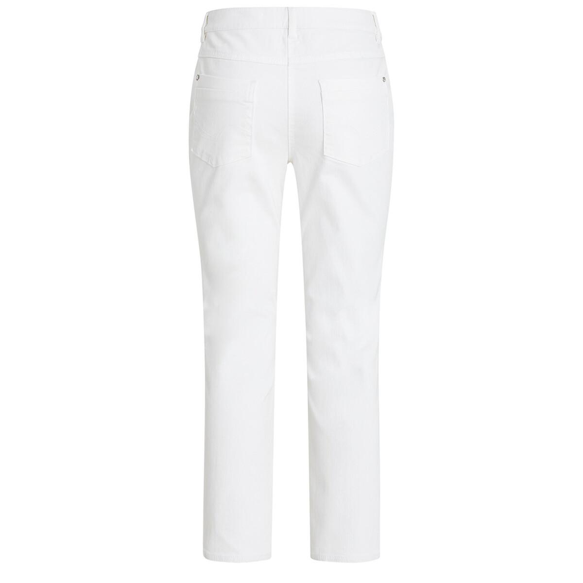 Bild 2 von 7/8 Damen Slim-Jeans mit Glitzerdetails