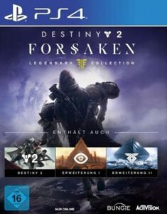 PS4 Destiny 2: Forsaken (Legendary Collectíon)