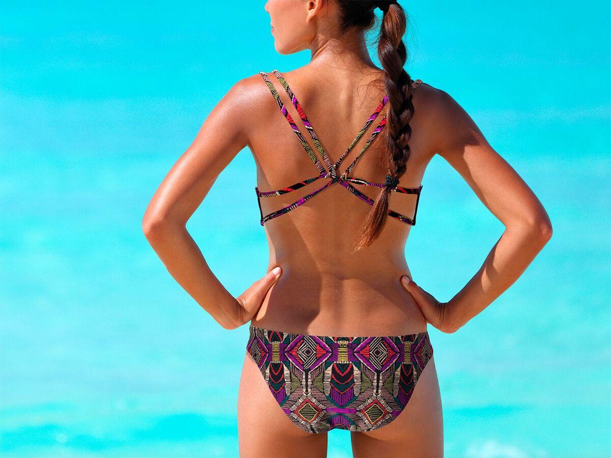 Bild 2 von Billabong Bikinioberteil »L3ST19BIF8«, herausnehmbare Soft-Cups, gekreuzte Träger