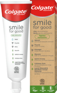 Colgate Zahnpasta smile for good Protection