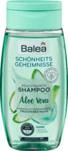 Balea Schönheitsgeheimnisse Schönheitsgeheimnisse Shampoo Aloe Vera