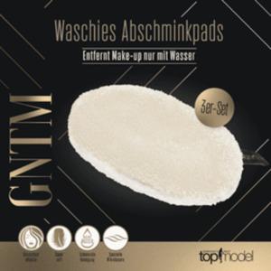 Waschies GNTM Abschmink-Pads Waschies 3er-Set 12,5x8cm