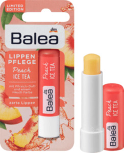 Balea Lippenpflege Peach Ice Tea