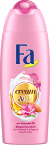 Fa Cremedusche cream & oil Mandel Magnolie