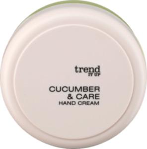 trend IT UP Handcreme Cucumber Handcream