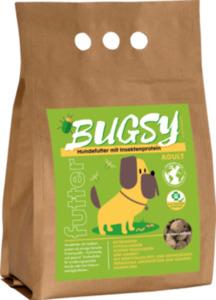 BUGSY Trockenfutter für Hunde, Adult