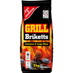 Gut & Günstig Grill Briketts