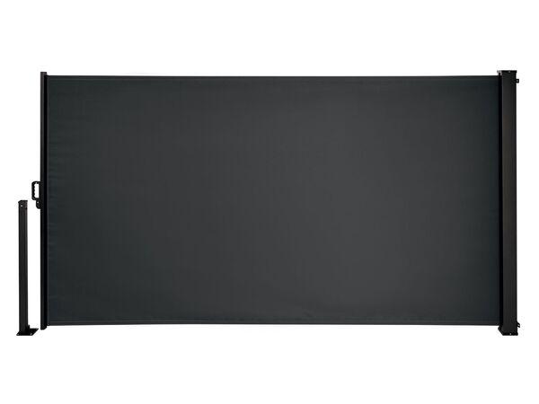 FLORABEST Seitenmarkise, 160 x 300 cm, mit Selbsteinzug-System, witterungsbeständig