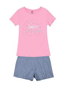 Mädchen Set aus T-Shirt und Hose