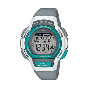 Casio Damenuhr Collection LWS-1000H-8AVEF
