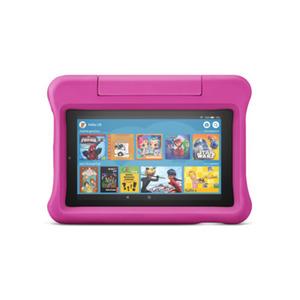"Amazon Fire Tablet 7 Kids Edition (2019), pink - 7"" IPS-Display, 16 GB Speicher, kindgerechte Hülle"