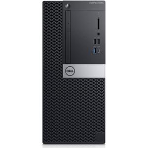 Dell OptiPlex 5060 MT 16F65 - Intel Core i7-8700, 8GB RAM, 256GB SSD, Intel UHD Grafik 630, Win10