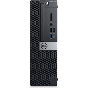 Dell OptiPlex 5060 SFF X366T - Intel i7-8700, 8GB RAM, 256GB SSD, Intel UHD Grafik 630, Win10