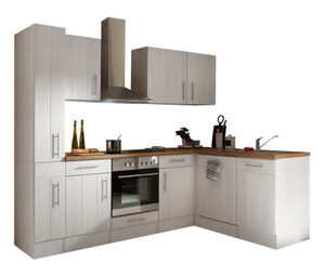 Respekta-Premium-L-Küchenblock »Landhaus«, ca. 250 cm
