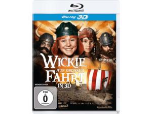 Wickie auf großer Fahrt 3D-Edition [3D Blu-ray]