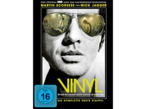 Vinyl - Staffel 1 [DVD]