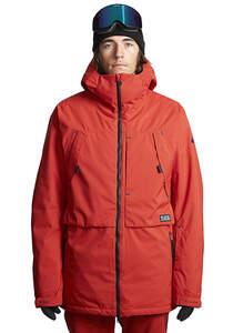 BILLABONG Prism Stx Insulated - Snowboardjacke für Herren - Rot