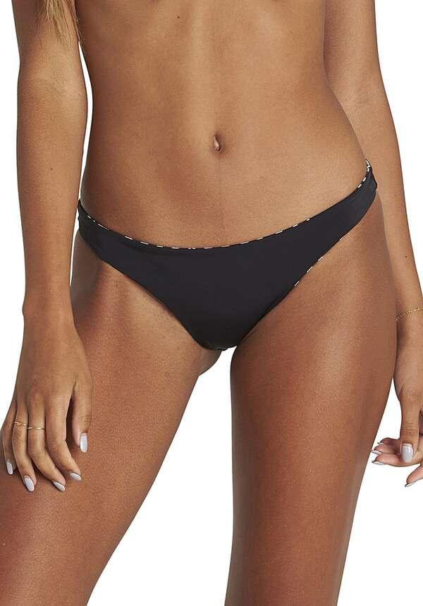 BILLABONG Sun Tribe Tropic - Bikini Hose für Damen - Schwarz