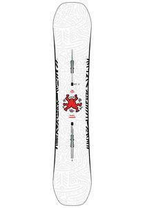 Burton Free Thinker 160cm - Snowboard für Herren - Weiß