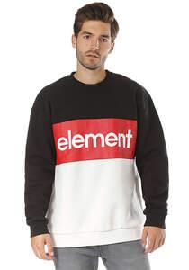 Element Primo Division - Sweatshirt für Herren - Schwarz