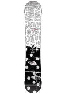 NITRO Beast X Volcom 158cm - Snowboard für Herren - Mehrfarbig