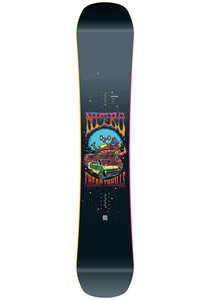 NITRO Cheap Trills Wide 157cm - Snowboard für Herren - Schwarz