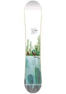 NITRO Mercy 146cm - Snowboard für Damen - Mehrfarbig