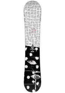NITRO Beast X Volcom Midwide 157cm - Snowboard für Herren - Mehrfarbig