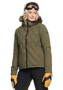 Roxy Breeze - Snowboardjacke für Damen - Grün