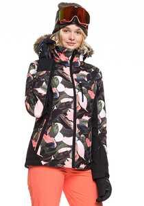 Roxy Jet Ski Prem - Snowboardjacke für Damen - Mehrfarbig