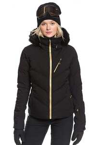 Roxy Snowstorm Plus - Snowboardjacke für Damen - Schwarz