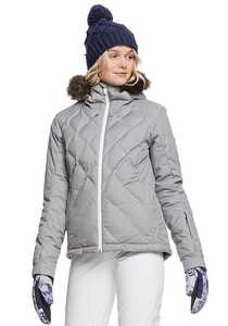 Roxy Breeze - Snowboardjacke für Damen - Grau