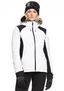 Roxy Breeze Mountain - Snowboardjacke für Damen - Weiß