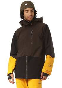 Volcom Bl Stretch Gore - Snowboardjacke für Herren - Mehrfarbig