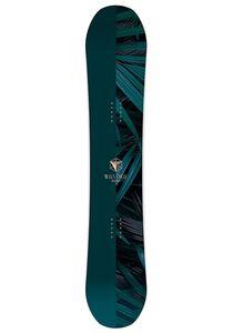 Salomon Wonder 150cm - Snowboard für Damen - Grün