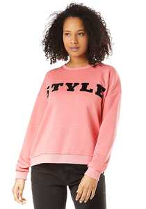 Vila Visif - Sweatshirt für Damen - Pink