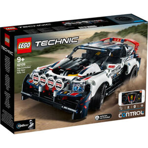 Technic 42109 Top-Gear Ralleyauto mit App-Steuerung