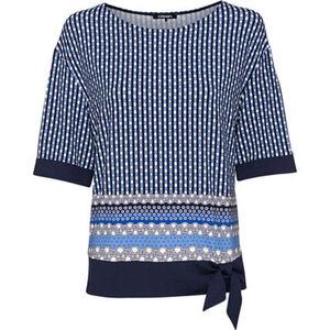 Olsen T-Shirt, Schleife, für Damen